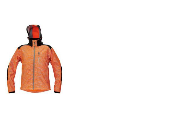 KNOXFIELD PRINTED SOFTSHELL JACKET